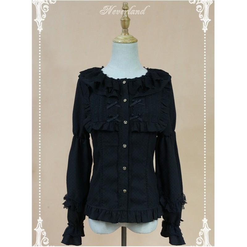 Black Doll Collar La...
