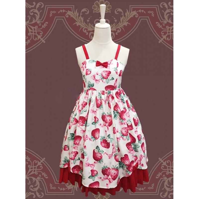 Fashion Strawberry S...