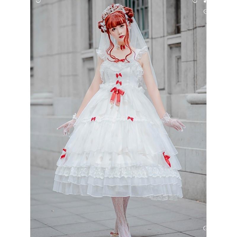 Elegant Pure White L...