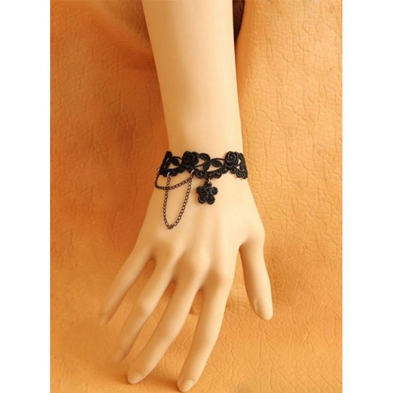 Beautiful Black Lace...