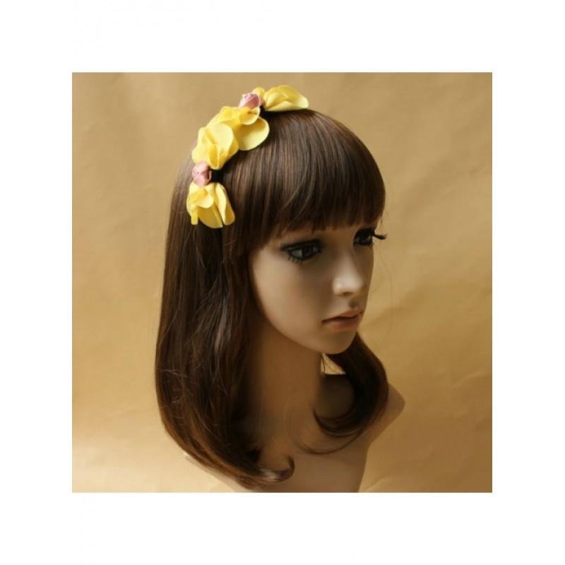 Handmade Yellow Flor...