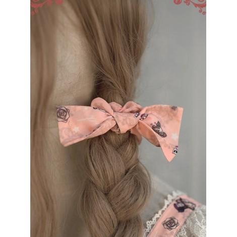 Alice's Dreamland Series Classic Lolita Printing Hair Rings