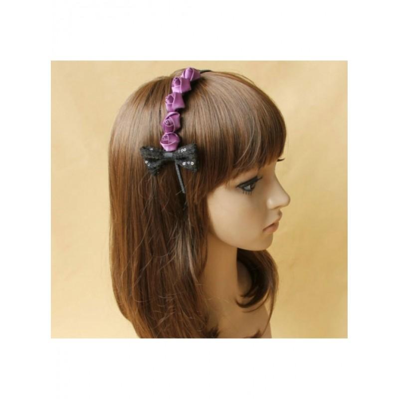 Cute Purple Roses Bo...