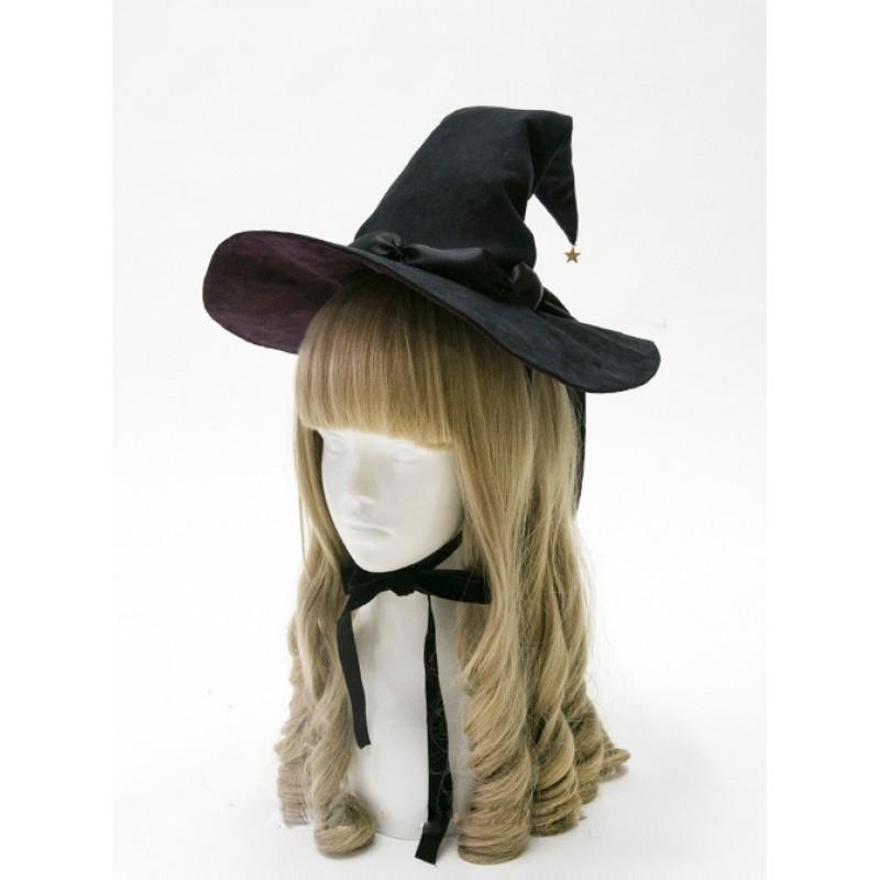 Halloween Witch Goth...