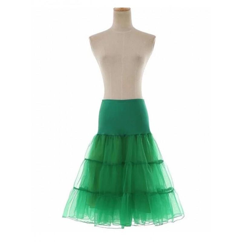 A-line Petticoat Retro Gr...