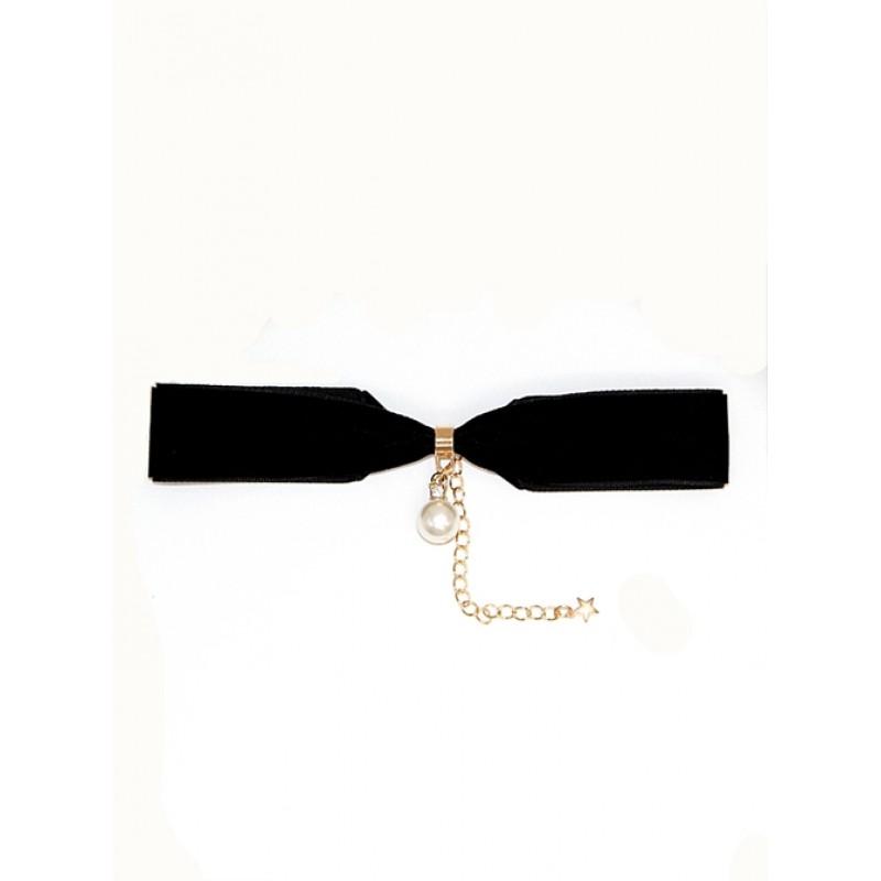 Black Velvet Pearl W...