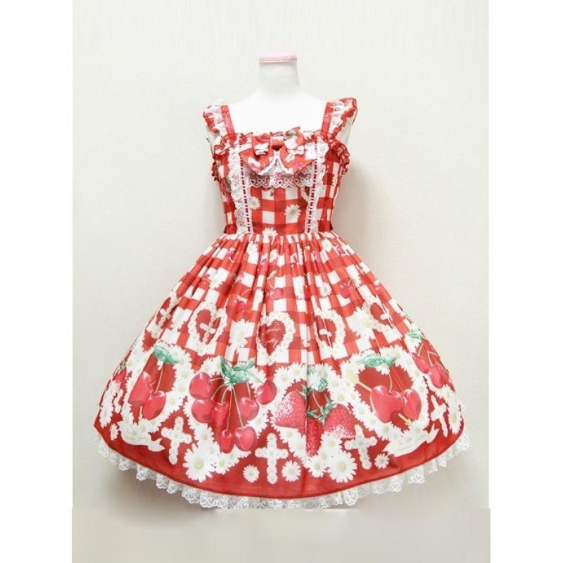 Fashion Cute Cherry ...
