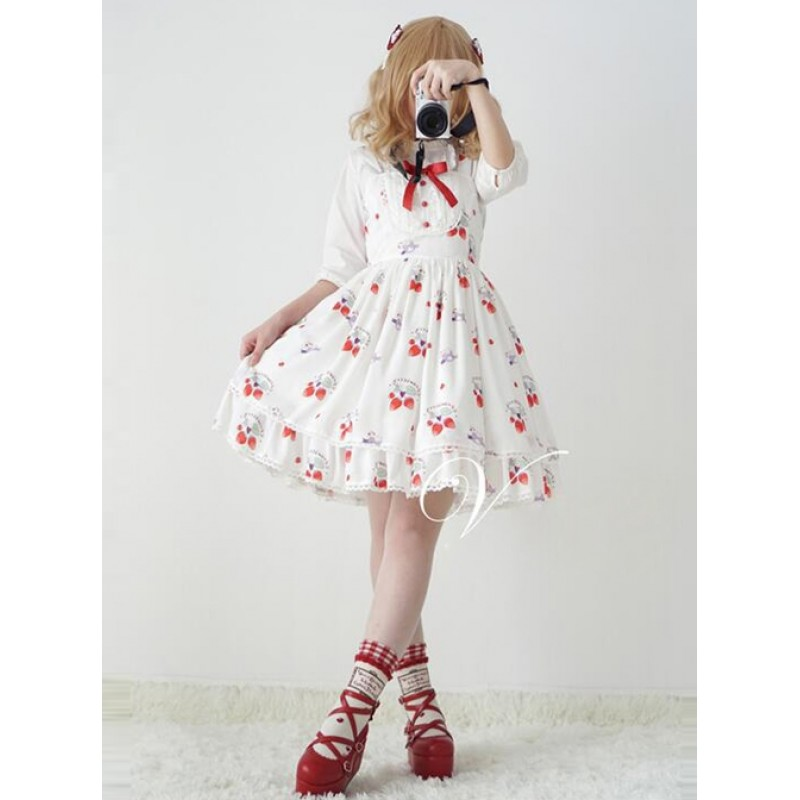 Fashion Strawberry C...