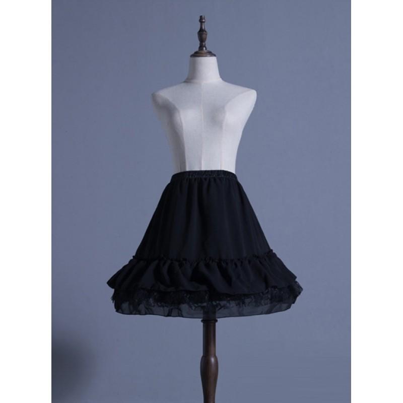 Black Chiffon Lolita...