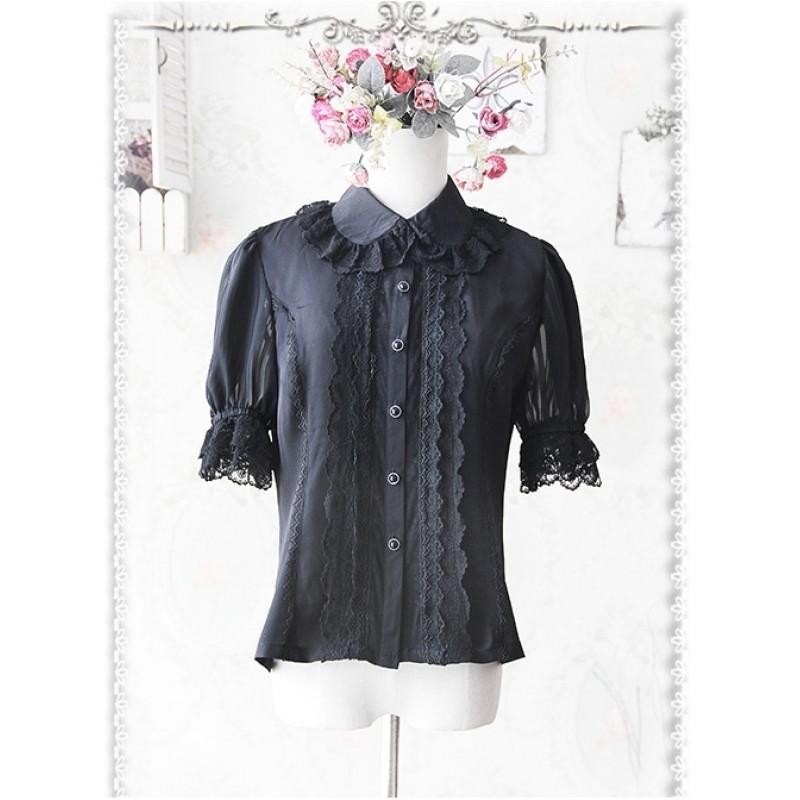 Black Elegance Lace ...