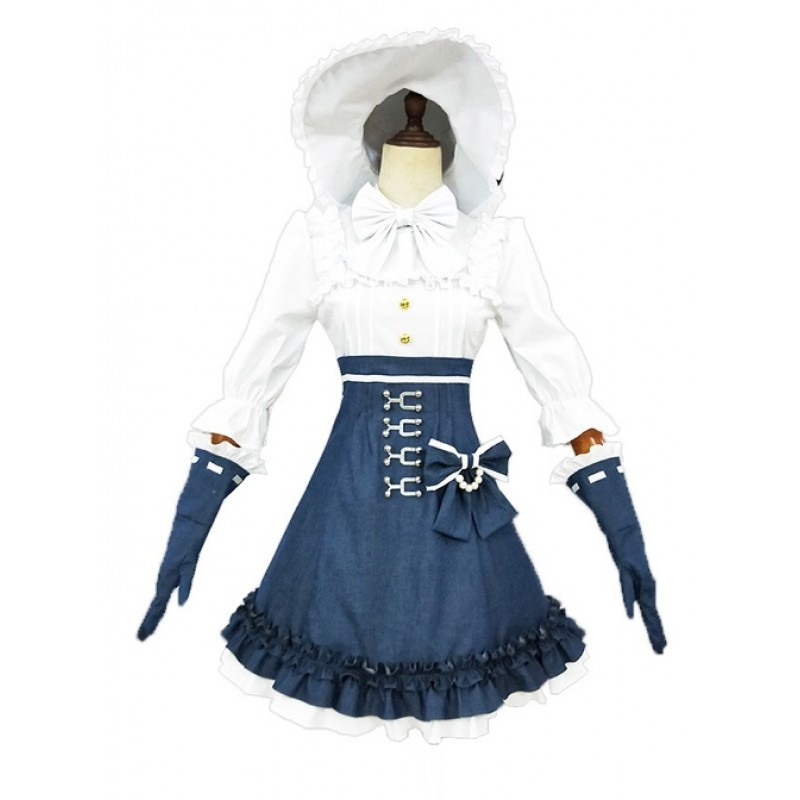 Alice Style White An...