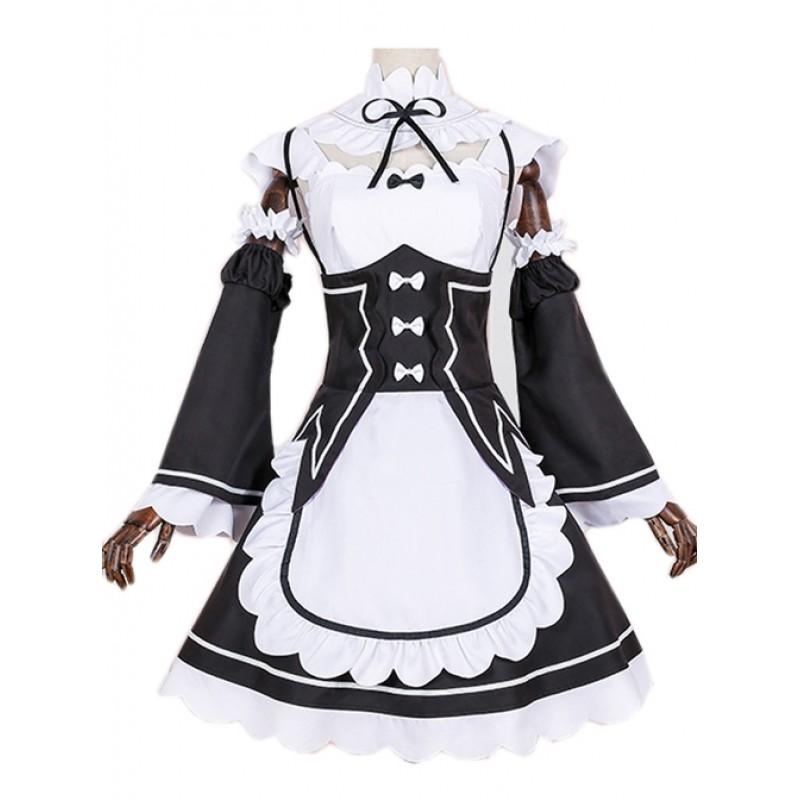Black Cosplay Maid C...