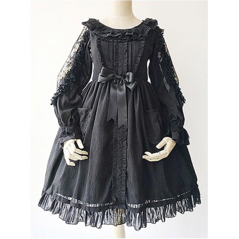 Black Lace Jacquard ...