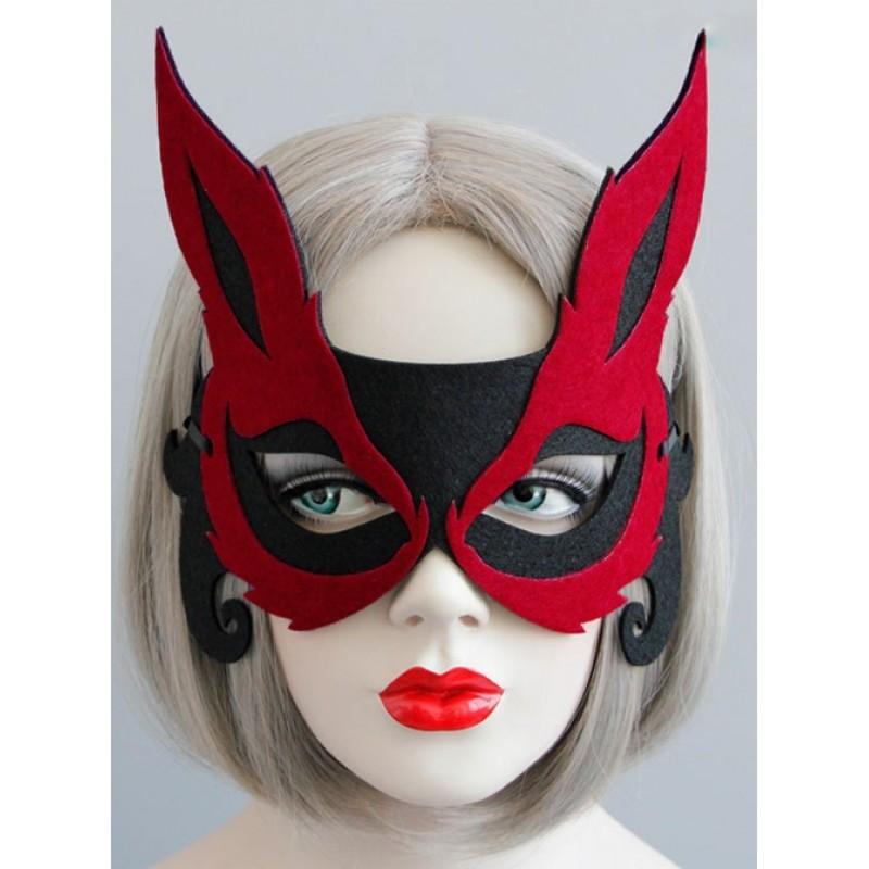 Fox Halloween Black ...