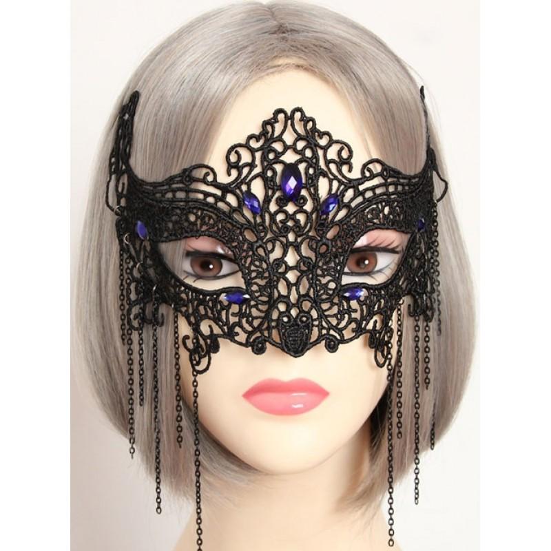 Halloween Half Face ...