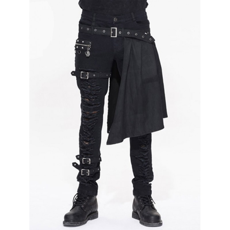 Steampunk Black Slim...