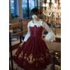 Alice in Wonderland Series JSK Classic Lolita Sling Dress